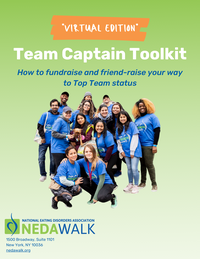 Decorative cover of team toolkit packet.