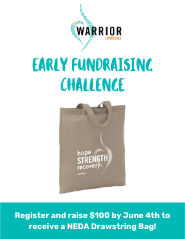 Early Fundraising Challenge Flyer